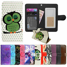 PU Leather Flip Wallet Clip ON Case Cover Pouch For various Cubot Mobile Phones
