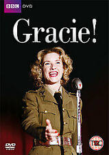 Gracie! (DVD) Jane Horrocks - Gracie Fields Story - Rare - Free Postage