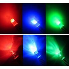 RGB LED 5MM Colorful Lamp Emitting Diode 4 Pin Mist/Clear Common Cathode/Anode