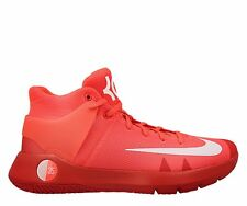 NIKE KD Trey 5 IV Crimson University Red 844571-616 Mens's Size 8.5-13.5