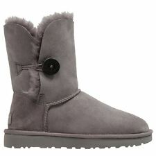 Ugg Australia Bailey Button ll Grey Womens Boots