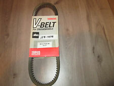 New Yamaha Snowmobile V-Belt 8GS17641-00  RS Viking Professional
