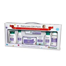 Himalaya Herbal Babycare Gift Pack - Set Of 7 For Baby Skin Care