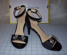 WOMENS LIZ CLAIBORNE HEIDY JEWELED HEELS MULTI COLORS/SIZES NEW IN BOX MSRP$80