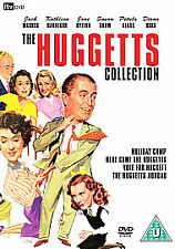 THE HUGGETTS COLLECTION - 3 DISC SET (DVD) ONE DISC (VOTE FOR HUGGETT) MISSING