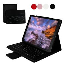 Removable Wireless Bluetooth Keyboard Leather Folio Case For ipad Pro 12.9 inch