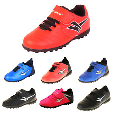 Boys GOLA Astro Turf Kids Sports Pitch Fitness Shoes Football Trainers Size 8-6