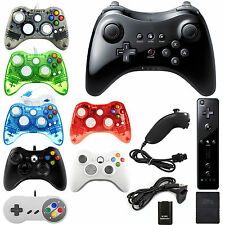 USB Wired PC Games Controllers Glow XBOX 360 Microsoft Windows UK Stock