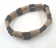 Hazelwood bracelet + wood bracelet de noisetier(therapeutic)