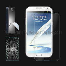 Premium Tempered Glass Film Screen Protector for Samsung Galaxy Note 2 II N7100