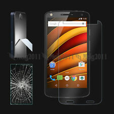 Tempered Glass Film Screen Protector for Motorola Moto X Force, DROID Turbo 2