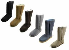 UGG Australia Classic Tall Womens Shearling Lined Winter Boots