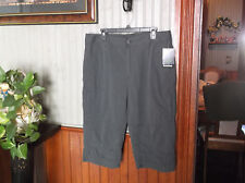 MENS CLIMBING 7 POCKET COTTON/NYLON SHORTS SIZE 36 BY NORDICTRACK NWT
