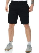 Volcom Black Frickin Slim Chino 18 inch Walkshorts