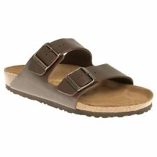 Birkenstock Arizona Dark Brown Womens Sandals