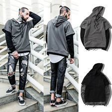 Fashion Men's hoodie sweater Hip-hop Sweatshirts Pullover Hooded Coat Jacket
