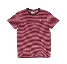 Staple Stripe Pigeon SS Tee 1701C3729 Red T-Shirt 2017 Brand New WithTags