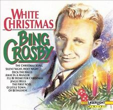 White Christmas [Delta] by Bing Crosby (CD, Aug-1992, Laserlight)  FREE SHIPPING