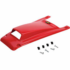 Maier Hood Scooped With Number Plate for Honda TRX250R FourTrax 0521-0170 Red