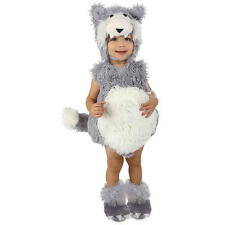 Vintage Wolf Halloween Costume - Infant/Toddler Size