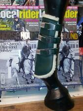 Clarendon TENDON Fur Lined Protective Showjumping Show Jumping Competition Boots