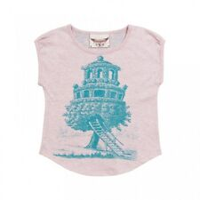 Paper Wings Girls Tank Vintage Treehouse Brand New 2 Sizes Available