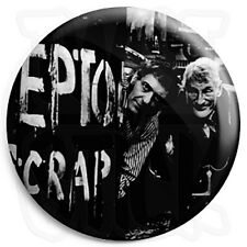 Steptoe and Son - 25mm Retro TV Comedy Button Badge with Fridge Magnet Option