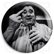 Bernard Manning - 25mm Retro TV Comedy Button Badge with Fridge Magnet Option