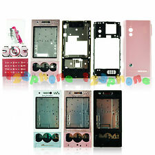 NEW KEYPAD + FACEPLATE + BACK COVER FULL HOUSING FOR SONY ERICSSON W705 W705i