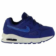 Nike Air Max Ivo Trainers Infants Royal/Blue Baby Sneakers Shoes Footwear