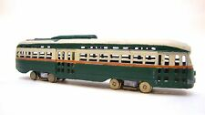 Vintage HO PCC Streamline Trolley - All metal Browser? - Non powered Dummy