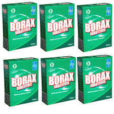 Dri Pak Clean and Natural Borax substitute 500g Pack of 3, 6 or 12.