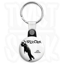 The Selecter - Too Much Pressure 25mm Ska Keyring Button Badge, Zip Pull Option