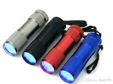 MINI 3 LED BRIGHT POWERFUL MILITARY CAMPING TORCH FLASHLIGHT LAMP LIGHTS OTL
