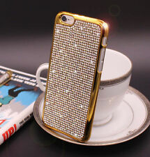 New Luxury Bling Swaro-vsky Crystal Diamond Element Case For Apple iPhone Models