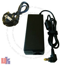 For Advent 9517 9315 9115 5301 5302 Laptop Adapter Power Supply Cord 65W UK UKED