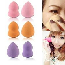 4pcs Makeup Foundation Sponge Blender Puff Flawless Powder Smooth Beauty LIN