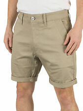G-Star Men's Bronson Straight Fit Chino Shorts, Brown