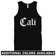 Cali Gothic Unisex Tank Top - Men Women XS-2X - Gift Los Angeles San Francisco