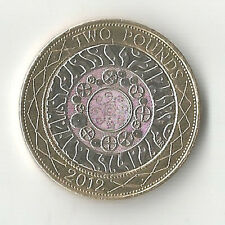 UK BRITISH Two Pound Coin £2 / Technology / Standing On The shoulders of Giants