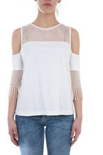 Pinko T-Shirt Sweatshirt -40% Justine Whites Woman 1W10RE6011-Z04 PROMO
