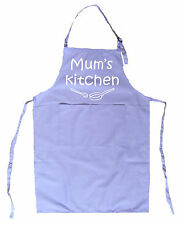 PERSONALISED MOM MOTHERS MUMMY MOMMY KITCHEN LILAC APRON GIFT PRESENT