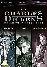 Classic Charles Dickens - Great Expectations / A Tale Of Two Cities / Oliver Tw…