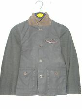 "BNWOT Next ""Wax"" style Coat. Boys. Age 7-8 Years"