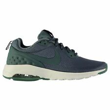 Nike Air Max Motion Trainers Mens Green/Green Sports Shoes Sneakers Footwear