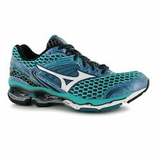 Mizuno Creation 17 Running Shoes Womens Green/Blk Trainers Sneakers Sports Shoe