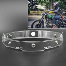 Clear Adapter Flip Up Down Base Attachment For Bubble Shield Visor Face Mask