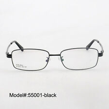 55001 full rim men  metal  prescription spectacles RX optical frames eyewear