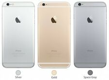 "Apple iPhone 6+ Plus 16GB 64GB 5.5"" Gold Silver Gray LTE Smartphone AT&T locked"