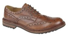 Mens Non Safety Work Shoes Woodland Leather Shoes